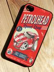 KOOLART PETROLHEAD SPEED SHOP Ford GT GT40 2005 / 6 Case For Apple iPhone 4 4s